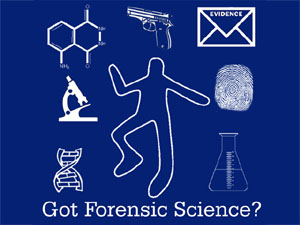 Got Forensic Science?