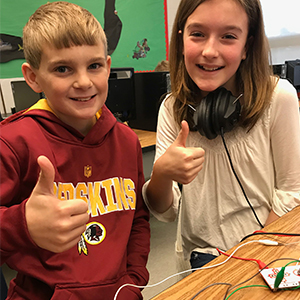 Makey Makey Activities in Media