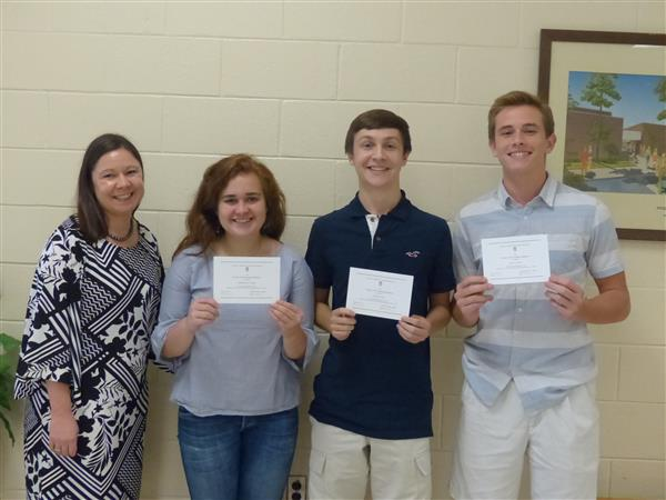 National Merit Commended Scholars