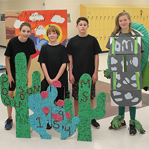 PMS Odyssey of the Mind