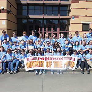 Poquoson Odyssey of the Mind Teams