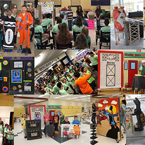 Poquoson's Odyssey of the Mind Teams Competes in State Tournament