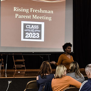 PHS Rising Freshman Parent Night