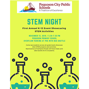 PCPS STEM Night