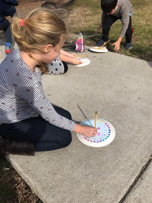 Making Sundials