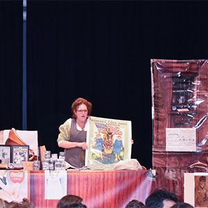 Reenactment Presented to PHS U.S. History Students