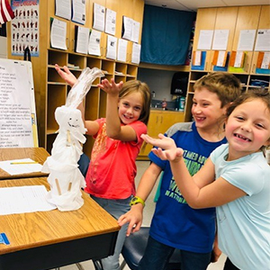 """GHOSTLY"" STEM PROJECTS"