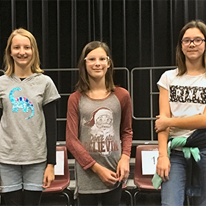 Poquoson Middle School Spelling Bee